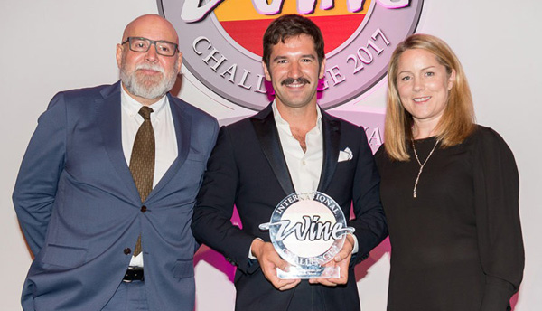 The Matsu wine collection wins the Best Packaging prize at the IWC Merchant Awards Spain