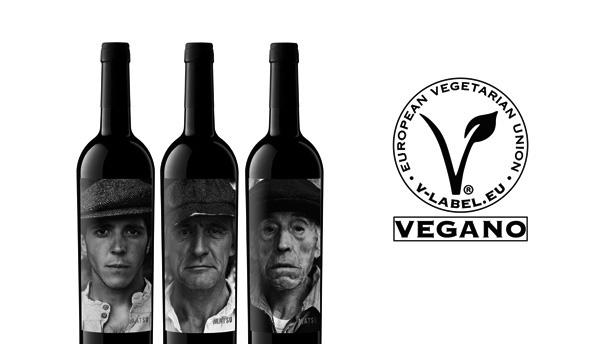 La colección de vinos Matsu apta para veganos