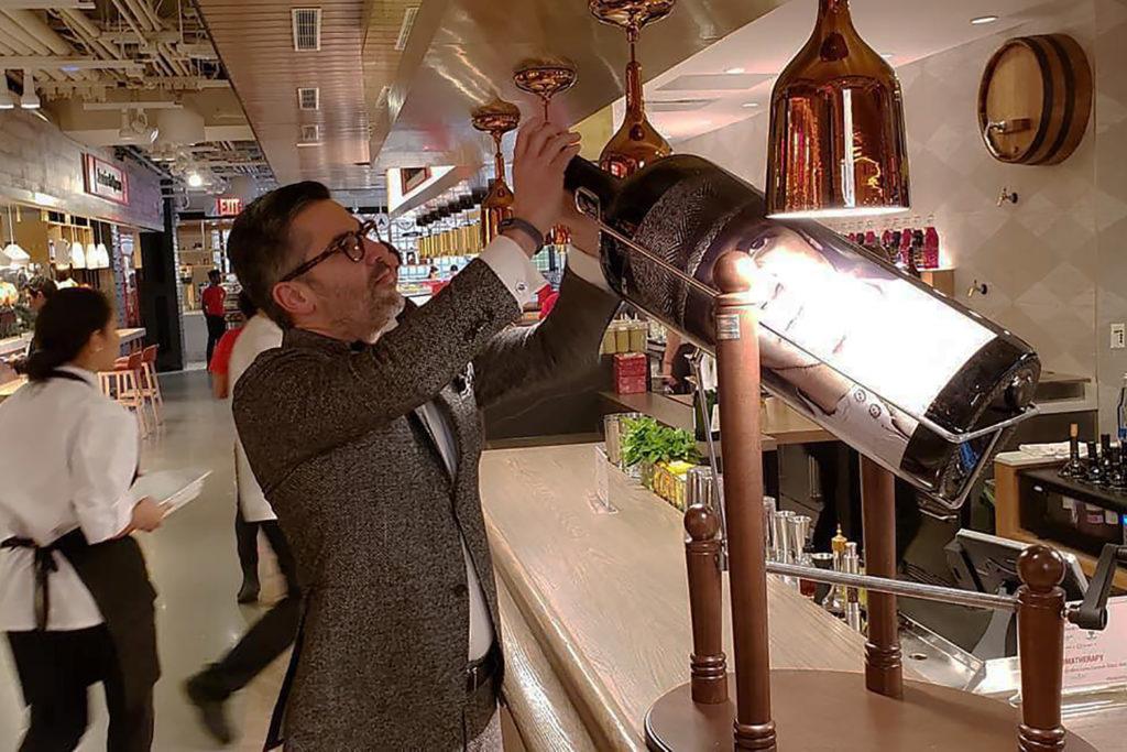 El Pícaro de Matsu, protagonista en la inauguración de Little Spain, el nuevo mercado de moda en Nueva York
