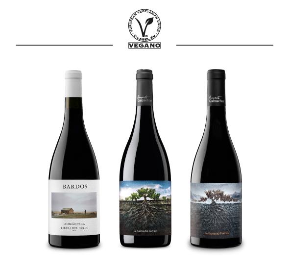 Todavía más «veggies» 🍆: tres nuevos vinos de Vintae ya tienen certificado V-Label