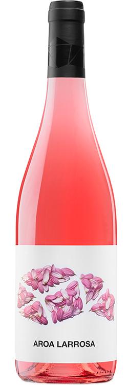 botella aroa larrosa