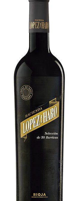 Hacienda López de Haro Selección 30 barricas 2010