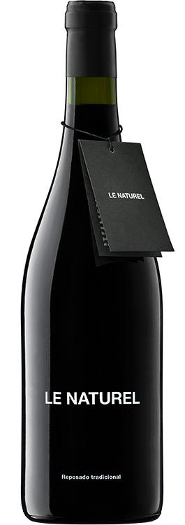 botella aroa naturel reposado