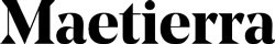 maetierra logo black