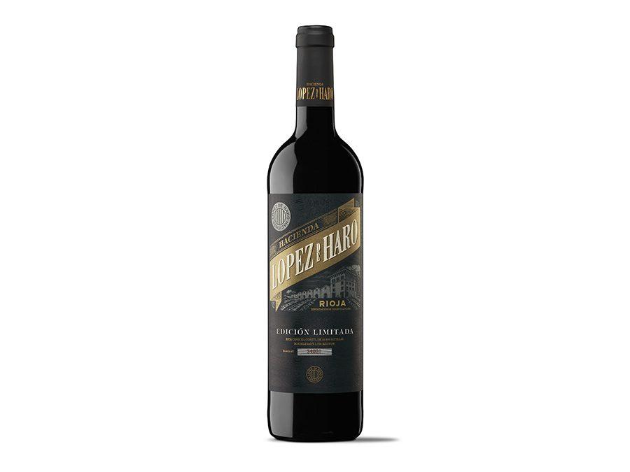 Our new wine: Hacienda López de Haro Edición Limitada. History, landscape and terroir.