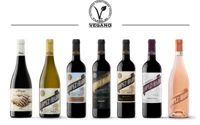 Los vinos de Hacienda López de Haro ya tienen el certificado vegano