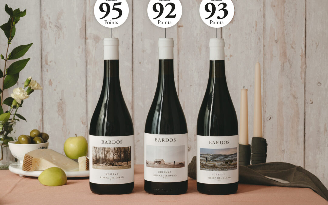 A hat-trick of A's for Bodega Bardos from Tim Atkin MW